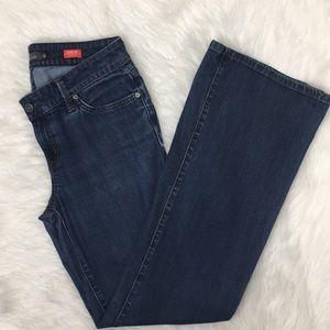 Level 99 Newport Wide Leg Jeans sz 28 euc
